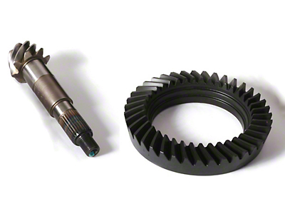 Alloy USA Dana 30 Rear Ring Gear and Pinion Kit - 3.73 Reverse Gears (87-95 Wrangler YJ)