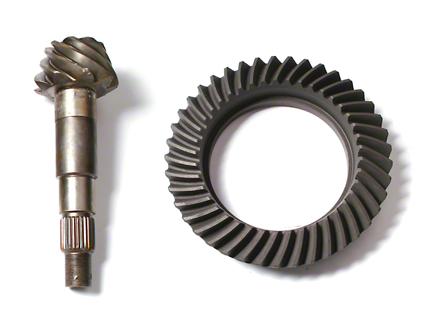 Omix-ADA Dana 35 Rear Axle Ring Gear and Pinion Kit - 4.56 Gears (87-06 Jeep Wrangler YJ & TJ)