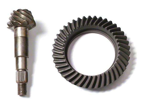 Omix-ADA Dana 35 Rear Ring Gear and Pinion Kit - 4.56 Gears (87-06 Jeep Wrangler YJ & TJ)