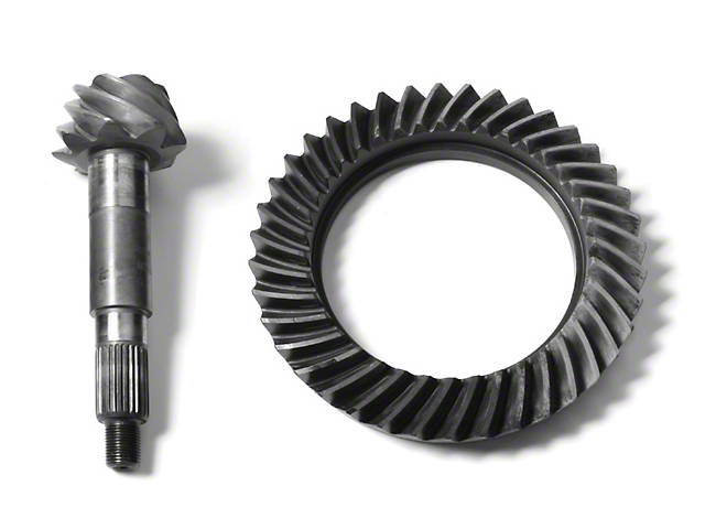Dana 44 Rear Axle Ring and Pinion Gear Kit; 4.88 Gear Ratio (97-06 Jeep Wrangler TJ)