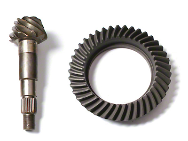 Alloy USA Dana 35 Rear Ring Gear and Pinion Kit - 4.11 Gears (87-06 Jeep Wrangler YJ & TJ)