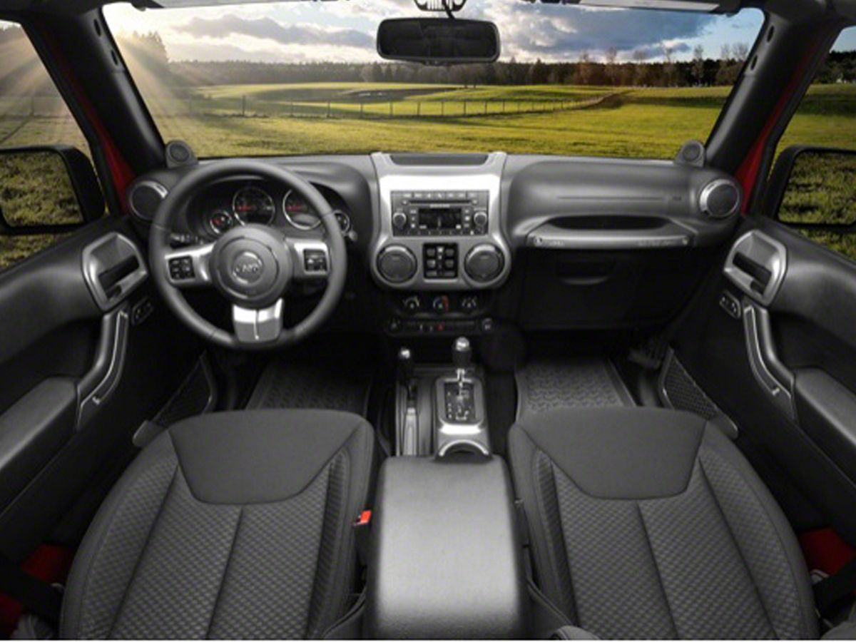 Jeep Wrangler Interior >> Rugged Ridge Interior Trim Accent Kit Charcoal 11 18 Jeep Wrangler Jk 4 Door W Automatic Transmission