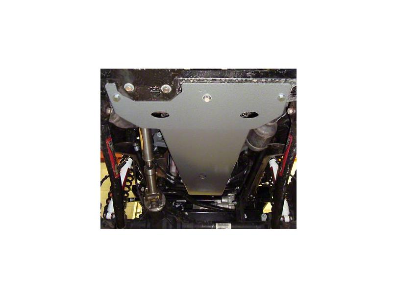 M.O.R.E. Oil/Transmission Skid Plate (07-18 Wrangler JK)