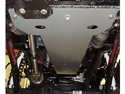 M.O.R.E. Oil/Transmission Skid Plate (07-18 Jeep Wrangler JK)