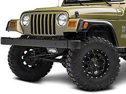 M.O.R.E. Steering Box Skid Plate (97-06 Jeep Wrangler TJ)