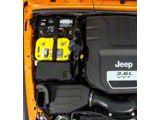 M.O.R.E. Dual Battery Tray (12-18 Jeep Wrangler JK)