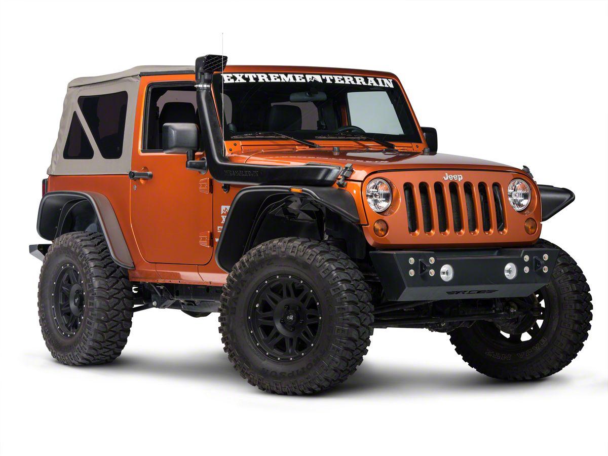 Jeep Wrangler Jk >> Redrock 4x4 Snorkel 07 11 Jeep Wrangler Jk