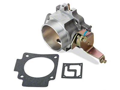 BBK 62mm Throttle Body (91-03 4.0L Wrangler YJ & TJ)