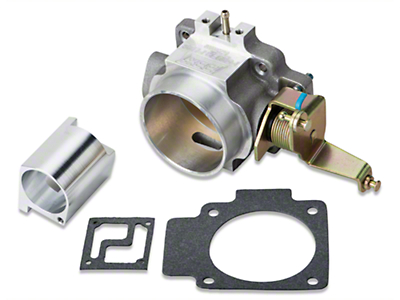 BBK 62mm Throttle Body (04-06 4.0L Jeep Wrangler TJ)