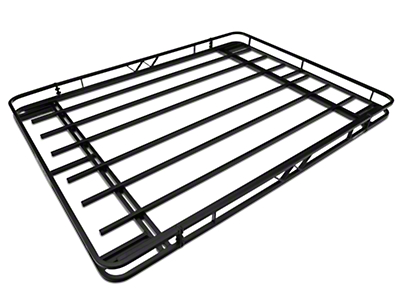 Garvin Expedition Rack w/ Basket (07-18 Wrangler JK 2 Door)
