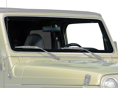 XT Graphics Windshield Protection Film (97-06 Wrangler TJ)