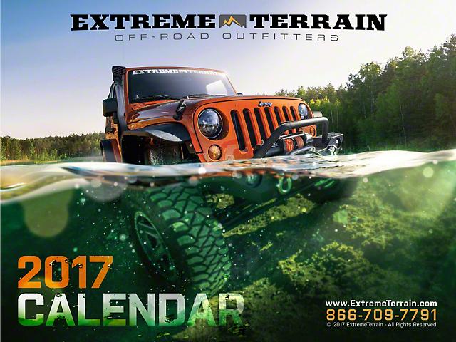 XT 2017 Calendar