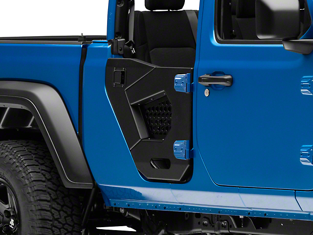 Addictive Desert Designs Stealth Fighter Rear Doors (20-21 Jeep Gladiator JT)