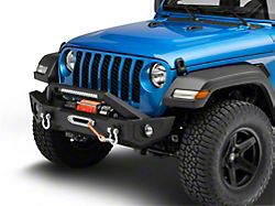 Barricade HD Front Bumper with 20-Inch Light Bar (20-22 Jeep Gladiator JT)