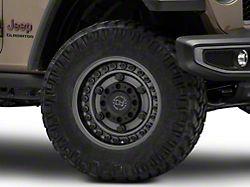 Black Rhino Armory Gunblack Wheel; 17x9.5 (20-22 Jeep Gladiator JT)