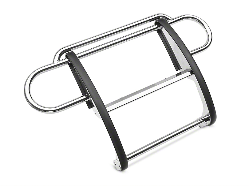 RedRock 4x4 Grille Guard; Stainless Steel (2020 Jeep Gladiator JT)