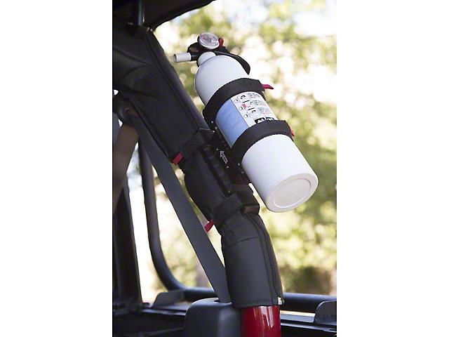 Rugged Ridge Elite Fire Extinguisher Holder (2020 Jeep Gladiator JT)