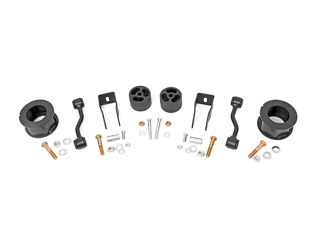 Rough Country 2.50-Inch Suspension Lift Kit (20-21 Jeep Gladiator JT)