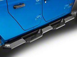 HDX Xtreme Nerf Side Step Bars; Textured Black (20-22 Jeep Gladiator JT)