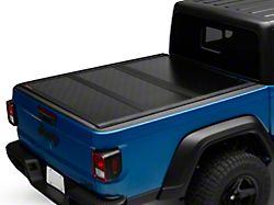 Rough Country Low Profile Hard Tri-Fold Tonneau Cover (20-22 Jeep Gladiator JT)