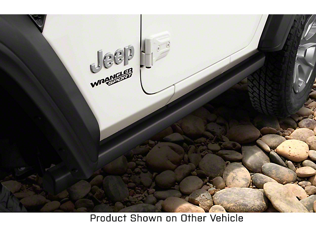 Mopar Rock Rails (2020 Jeep Gladiator JT)