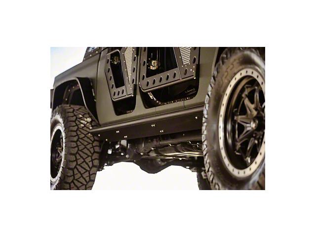 DV8 Offroad Bolt-On Side Step Sliders (2020 Jeep Gladiator JT)