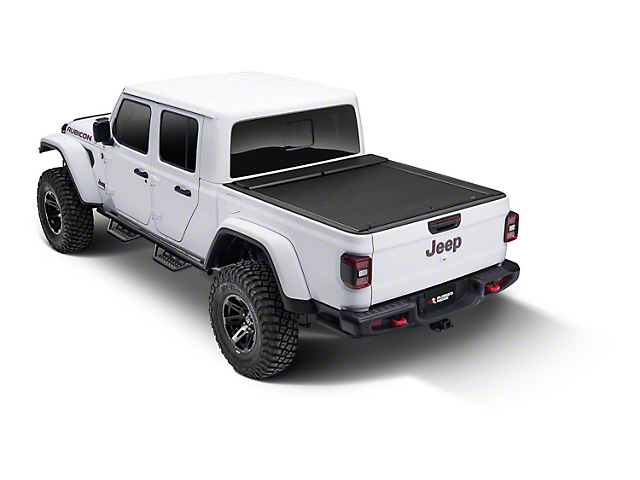 Rugged Ridge Armis Retractable Locking Bed Cover (20-21 Jeep Gladiator JT)