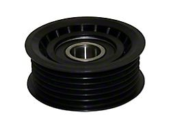 Idler Pulley; Ribbed (20-22 3.6L Jeep Gladiator JT)