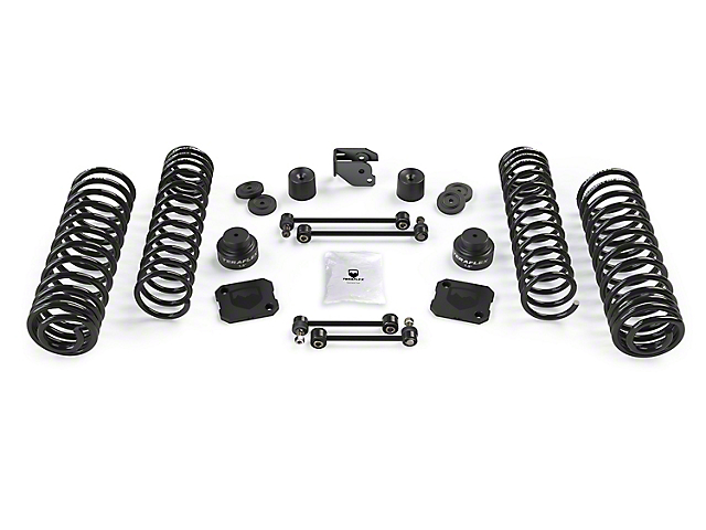 Teraflex 3.50-Inch Coil Spring Base Suspension Lift Kit (20-21 Jeep Gladiator JT)