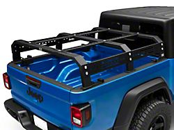 Fishbone Offroad Tackle Bed Rack (20-22 Jeep Gladiator JT)