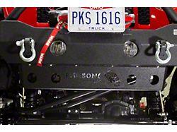 Fishbone Offroad Mako Front Bumper Skid Plate (18-21 Jeep Wrangler JL)