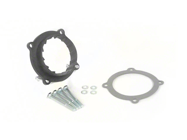 Volant Throttle Body Spacer (12-21 3.6L Jeep Wrangler JK & JL)