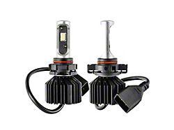 Oracle VSeries LED Fog Light Bulb Conversion Kit; PSX24W (18-21 Jeep Wrangler JL)