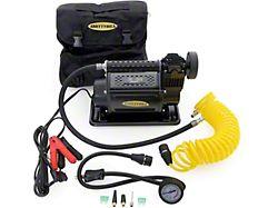 Smittybilt Tire Air Compressor Kit; Mount; 150-PSI