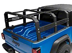 Fishbone Offroad Full Tackle Bed Rack (20-22 Jeep Gladiator JT)