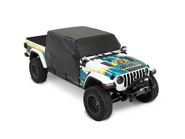 Bestop All-Weather Trail Cover for Hard Top or Soft Top (20-22 Jeep Gladiator JT)