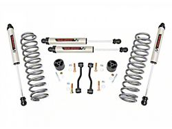 Rough Country 2.50-Inch Suspension Lift with V2 Monotube Shocks (20-22 Jeep Gladiator JT)