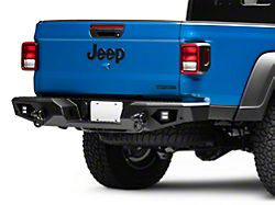 Rough Country Heavy Duty Rear LED Bumper (20-22 Jeep Gladiator JT)