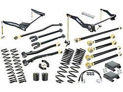 RockJock Pro Edition 4-Inch Suspension Lift Kit (20-22 Jeep Gladiator JT)