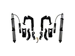 SkyJacker 3.50 to 6-Inch Front Coil-Over Shock Kit (21-22 3.0L EcoDiesel Jeep Gladiator JT)