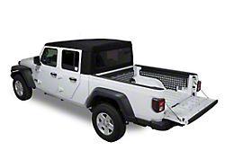 Bed Molle Panel; Passenger Side (20-22 Jeep Gladiator JT)