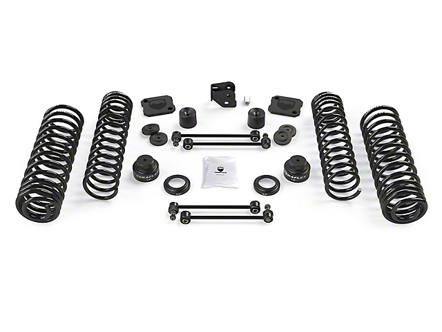 Teraflex 4.50-Inch Coil Spring Base Lift Kit (20-22 Jeep Gladiator JT)