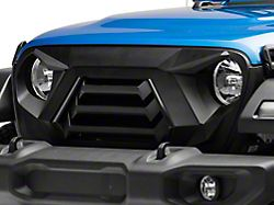 RedRock 4x4 Goliath Grille with LED DRL (20-22 Jeep Gladiator JT)