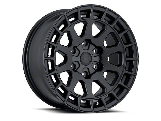 Black Rhino Boxer Gunblack Wheel; 17x8.5 (18-21 Jeep Wrangler JL)