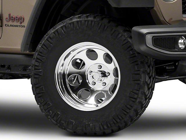 Pro Comp Wheels Series 1069 Polished Wheel; 17x9 (20-22 Jeep Gladiator JT)