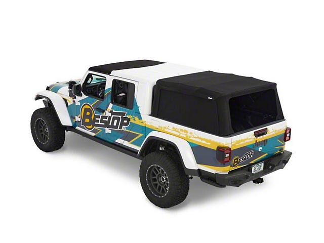 Bestop Supertop 2 Soft Bed Topper (20-22 Jeep Gladiator JT)