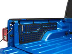 Rough Country Molle Panel Bed Mounting System; Driver and Passenger Side (20-22 Jeep Gladiator JT)