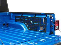 Rough Country Molle Panel Bed Mounting System; Passenger Side (20-22 Jeep Gladiator JT)