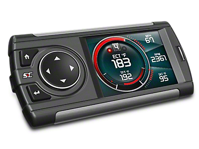 Superchips Dashpaq In-Cabin Controller Tuner (02-08 4.7L RAM 1500)