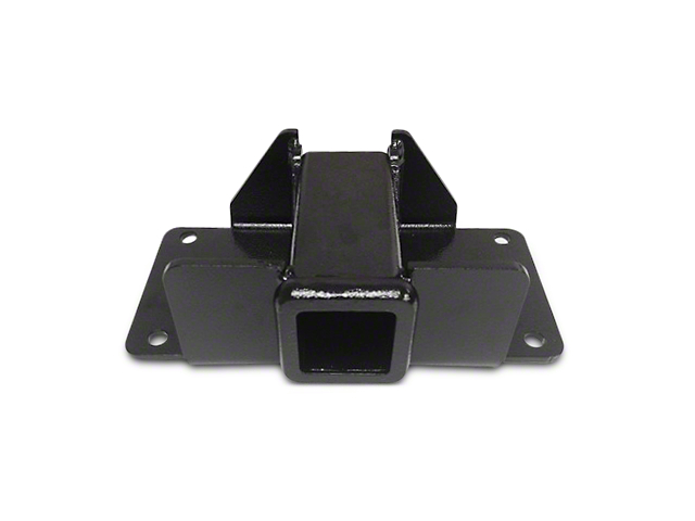 Iron Cross 2 in. Receiver Winch Plate for Iron Cross Front Bumpers (02-18 RAM 1500)